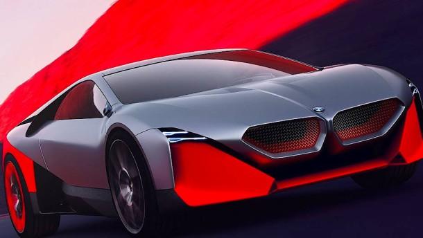 So klingt der BMW Vision M NEXT