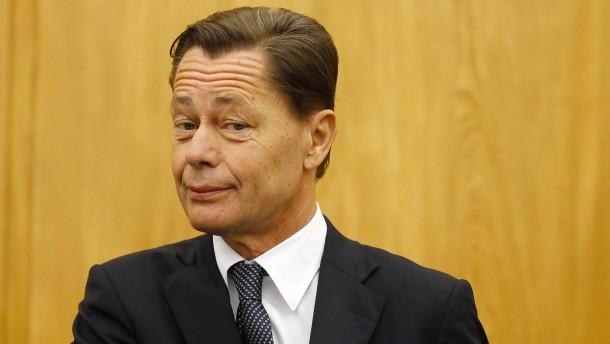 Thomas Middelhoff tritt Haft an