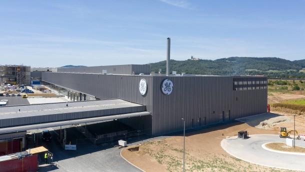 General Electric macht im 3D-Druck Tempo