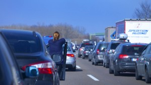 Koalition streitet über Privatisierung der Autobahnen