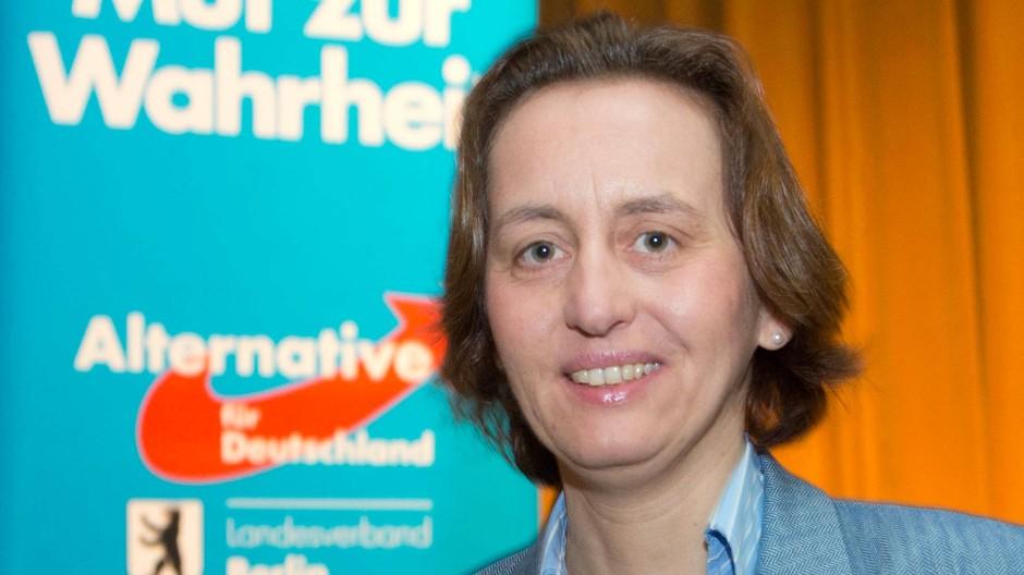 """AfD-Europaabgeordnete von Storch: """"Islam nicht mit Grundgesetz vereinbar"""""""