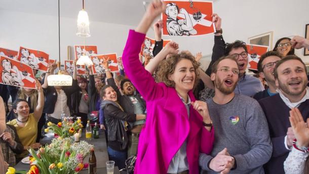 Schweizer stimmen für Politik mit Augenmaß