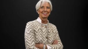 Das schwere Erbe der Christine Lagarde