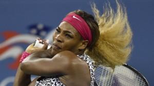 Serena Williams erreicht das Halbfinale