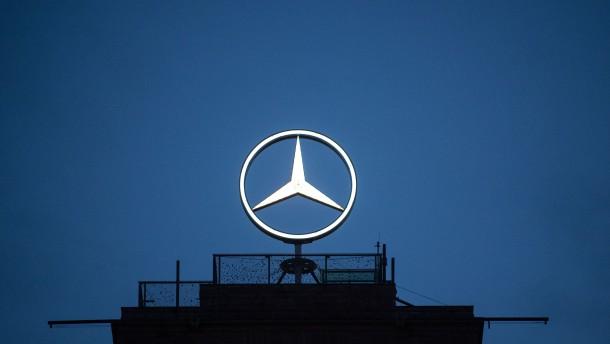 Verbraucherschützer verklagen Daimler