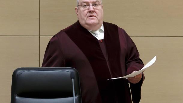 Richter Fischer geht in den vorzeitigen Ruhestand