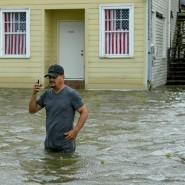 Überflutungen in Louisiana
