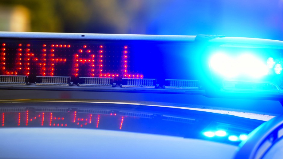 Behinderung am Unfallort: Einen Senior erwartet nun ein Ermittlungsverfahren.