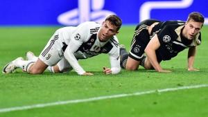 Juventus-Aktie bricht nach Champions-League-Aus ein