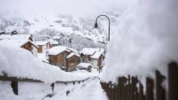 Zermatt bleibt erst mal von Außenwelt abgeschnitten