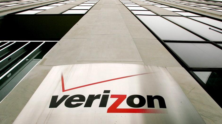 Die Verizon-Zentrale in New York