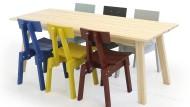 """Sieht aus wie handgemacht, heißt aber zu Recht """"Industriell"""": Kiefernholzmöbel-Serie von Piet Hein Eck"""