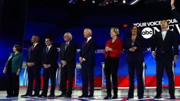 Demokraten sind ein Jahr vor der Wahl gespalten