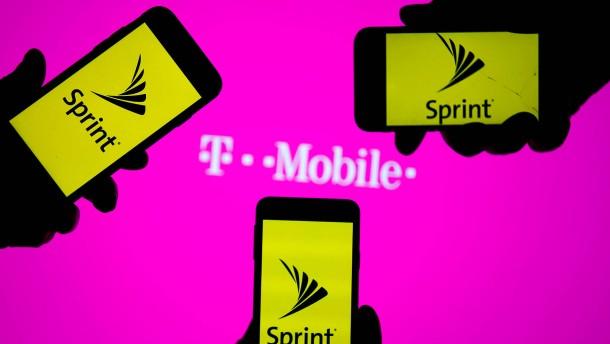 Aufsicht genehmigt Fusion von T-Mobile US und Sprint