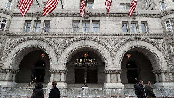 Trumps Sohn erwägt Verkauf von umstrittenem Hotel