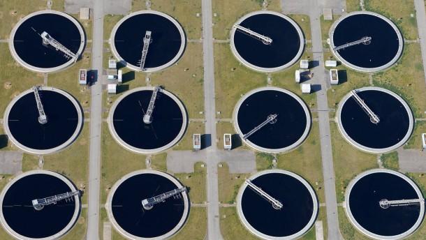 Stadtwerke fürchten höhere Abwasserpreise