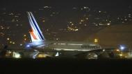 Zwei Air-France-Flüge in Amerika umgeleitet