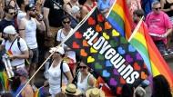 Tausende zu Christopher Street-Day erwartet
