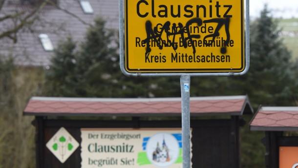 Herr Hetze und die Menschen von Clausnitz