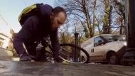 Fahrradfahren in Brüssel ist lebensgefährlich