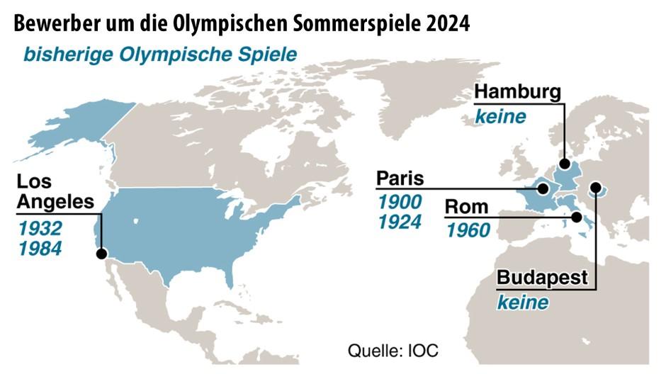 Bilderstrecke zu: Streit vor Hamburg-Referendum um Olympia-2024 ...