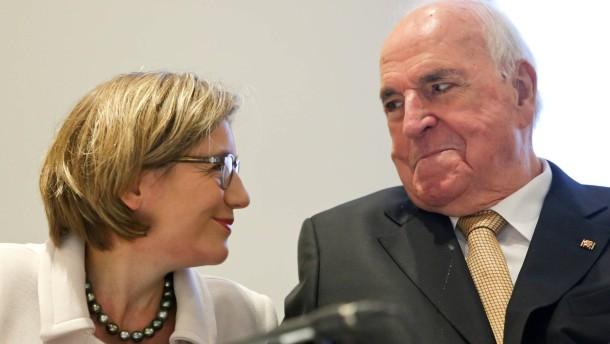 """""""Helmut Kohl wollte Europa nie um jeden Preis"""""""