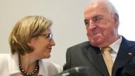 Helmut Kohl wollte Europa nie um jeden Preis