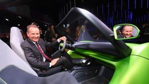 Scholz will Förderung von E-Autos verlängern