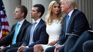 Stehen die Republikaner noch hinter Trump?