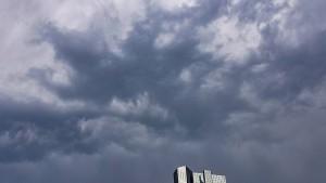 Wechselhaftes Wochenendwetter in Hessen