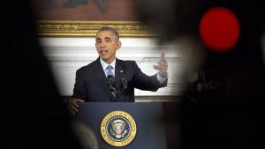 Obama wirft Russland Stärkung des IS vor