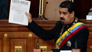 Wie es in Venezuela weitergehen könnte