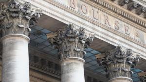 Der Pariser Börsenrekord liegt wieder in der Ferne
