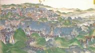 Ende eines furchtbaren Bürgerkriegs: Die kaiserliche Hunan-Armee erobert im Juli 1864 Jinling, einen Vorort der Taiping-Hauptstadt, von den Rebellen zurück.