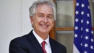 William Burns im Jahr 2014