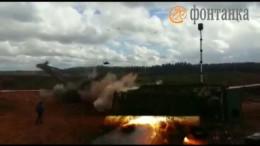 Russische Rakete trifft Zivilfahrzeug