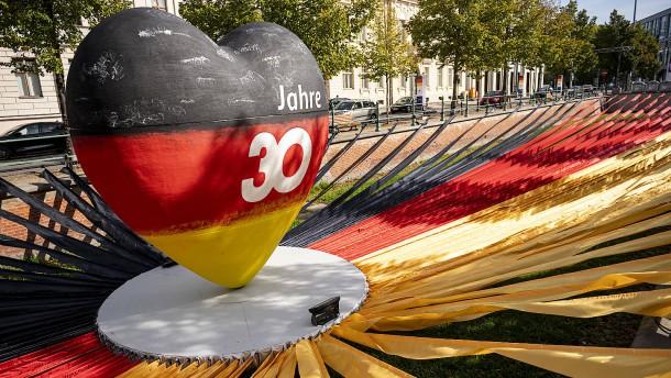 30. Jahrestag der Deutschen Einheit