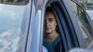 Sea-Watch-Kapitänin Carola Rackete in einem italienischen Polizeiauto