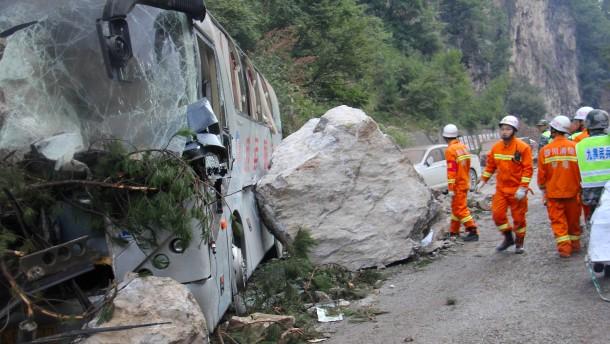 Erdbeben in Sichuan lässt böse Erinnerungen wach werden