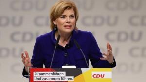 """""""Friedrich Merz wird weiter an Bord bleiben"""""""