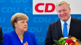 Das sagt Merkel zur Wahlschlappe in Hannover