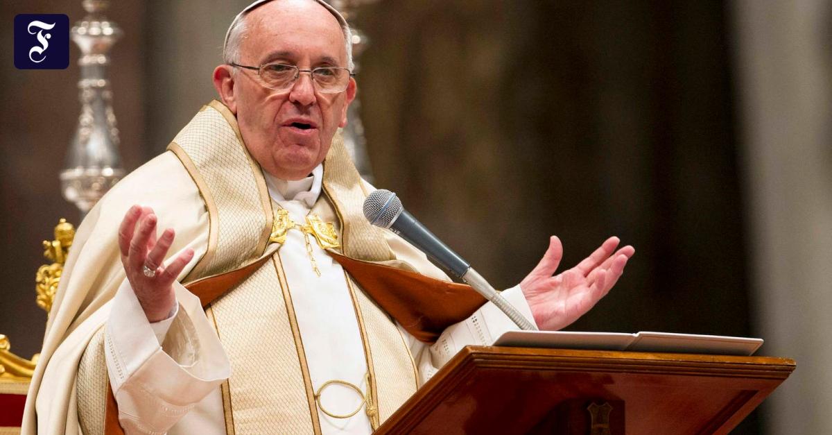 Papst Franziskus Aktuell