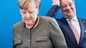 Die Bürde der CDU
