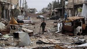 Chemiewaffenexperte der IS-Miliz getötet
