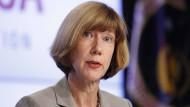 Kathy Lueders im Jahr 2014