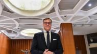 Olaf Berlien, Vorstandsvorsitzender von Osram