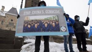 Niederländisches Parlament verurteilt China wegen Völkermords