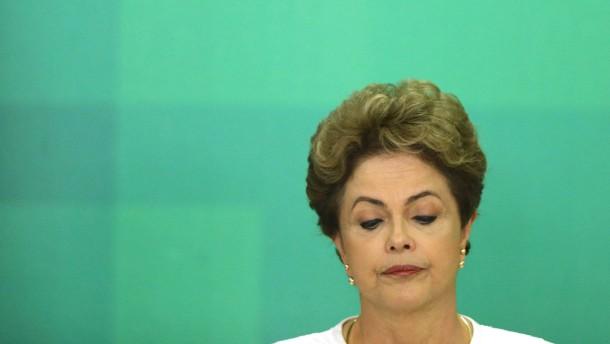 Showdown in Brasilia