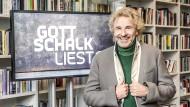 Thomas Gottschalk versucht sich an einer neuen Literatursendung im Bayerischen Rundfunk.