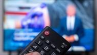 Die Tagesschau im Fernsehen: Die Reform des öffentlich-rechtlichen Rundfunks wird 2021 ein Thema werden.